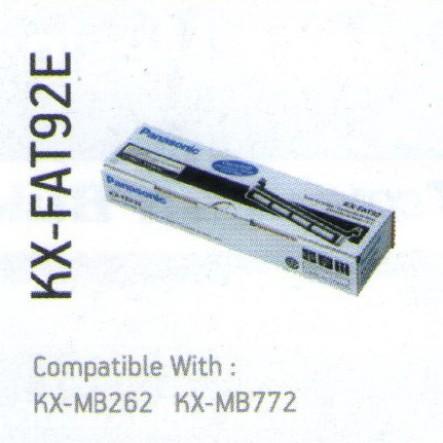 Foto Produk Panasonic KX-FAT92E (Toner) dari Cipta Trading