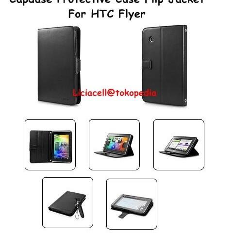 Foto Produk Capdase Protective Case Flip Jacket HTC FLyer dari Licia Cellular