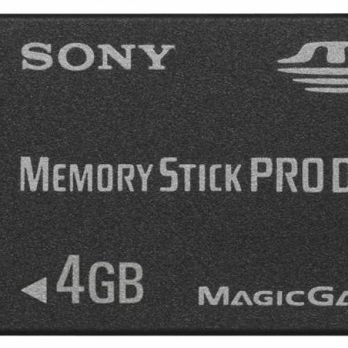 Foto Produk MEMORY STICK PRO DUO (4GB) dari Toko Komputer Mbah Priok