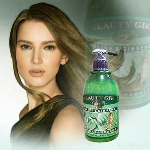 Foto Produk Beauty Girl Shampoo 520ml - Rambut Bebas Rontok, Lembut Dan Lebat!!!! dari LeBeauty Corner