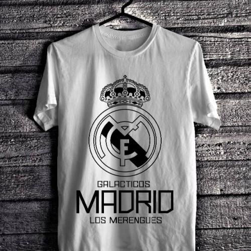 Foto Produk Real Madrid 1 White dari O7-Factory