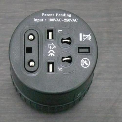 Foto Produk Travel Adaptor System Putar dari Langgananku