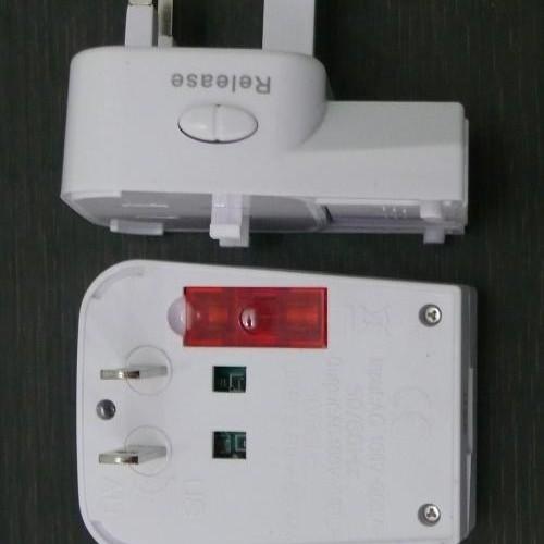 Foto Produk Travel Adaptor With USB Charger dari Langgananku