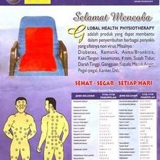 Foto Produk Kasur Kesehatan Physiotherapy ( Ukuran Kecil) dari Kios Laris
