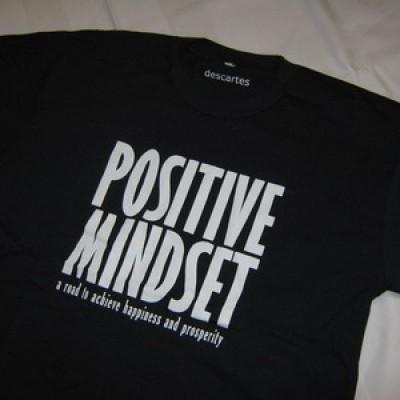Foto Produk Kaos Positive Mindset dari Waroeng Jersey