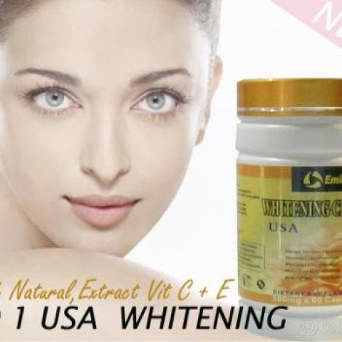 Foto Produk TERMURAH EMILAY WHITENING SOFTGEL MADE IN USA dari Beauty Cosmo Shop