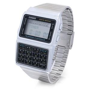 Foto Produk Casio Databank DBC-610 GA [Silver] dari Uishop