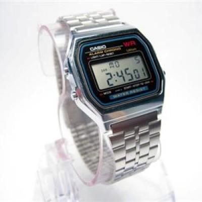 Foto Produk Casio A-159W [Silver] dari Uishop