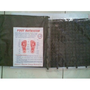 Foto Produk KARPET ALAS KAKI FOOT REFLEXTION dari Surga Reseller