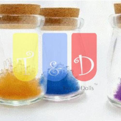 Foto Produk Wishing Crystal Bottle dari Toys And Dolls