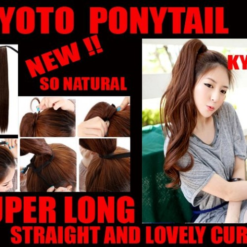 Foto Produk KYOTO PONYTAIL (Kucir Kuda) dari Bliss Online Shop