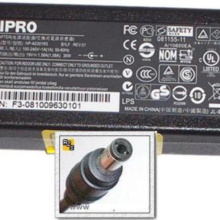 Foto Produk ADAPTOR NETBOOK 19V 1.58A 30W ACER ASPIRE ONE dari rumahbaterai
