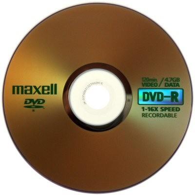 Foto Produk DVD-R MAXELL (16X) (50PCS) dari Unyil Shop
