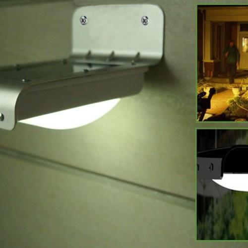 Foto Produk Motion Sensor/ Sensing /Detection Activation Light / Soar Powered Wall LED Lights/Lamp dari MEGAVISION