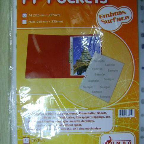 Foto Produk PP Pockets (unbranded) dari Cipta Trading