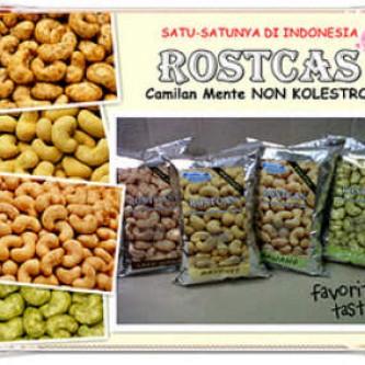 """Foto Produk Kacang Mente """"ROSTCAS"""" dari Glicoo"""