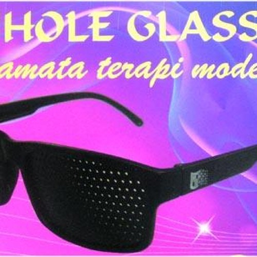 Foto Produk Kacamata Terapi Pinhole Glasses Dop dari Surga Reseller