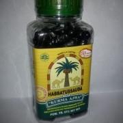 Foto Produk Habbatussauda Cap Kurma Ajwa 120 Kapsul dari Herbal 89