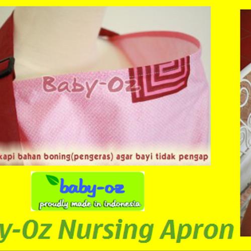 Foto Produk Baby-Oz Nursing Apron dari BetZnYobZ Online Shop