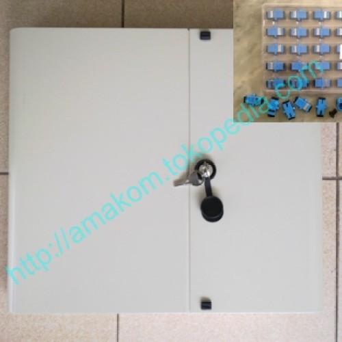Foto Produk OTB Wall 12 Core SC, Lengkap dari AMAKOM MEDIA KOMUNIKA