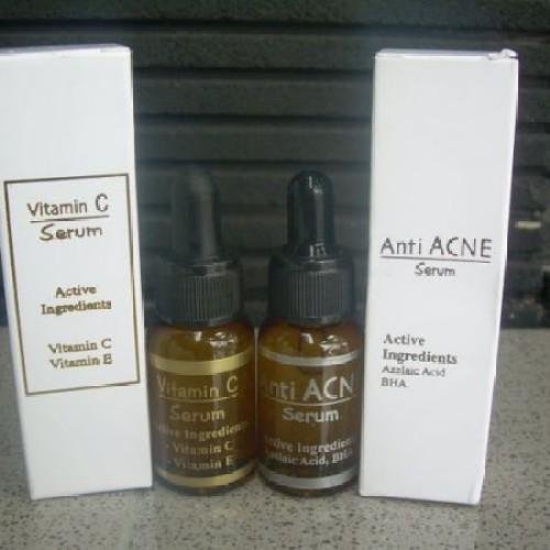 Foto Produk Serum Vitamin C Dan E ORIGINAL.BerHOLOGRAM(Segel Luar Dalam)Dgn Parfum Herbal Dan Vitamin C Paling Stabi dari Grosir Beauty