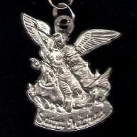 Foto Produk Gantungan Kunci St. Mikael dari JD Christa