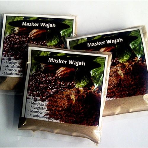 Foto Produk MASKER WAJAH COKLAT dari Wangi Beauty Shop