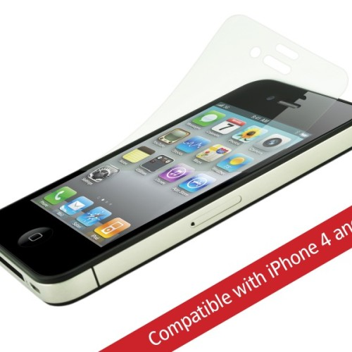 Foto Produk Power Support Crystal Front and Crystal Back for iPhone 4/4S dari Axisoris Shop