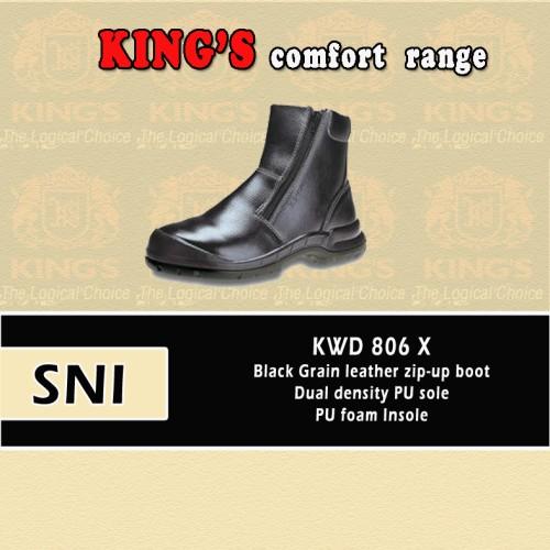 Foto Produk SEPATU SAFETY KING'S ( KWD 806 X ) dari Sepatusafetyku