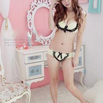 Foto Produk NY 4346 Lace push up bra dari Caca Fashion ( Love Cam)