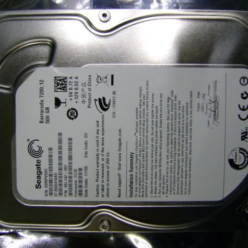 Foto Produk Harddisk Internal Seagate 500GB SATA dari Cipta Trading