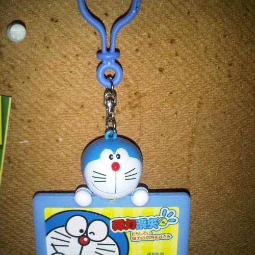 Foto Produk Tempat ID Card - Doraemon (tipe kepala) dari Jualandiinternet