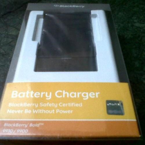 Foto Produk Destkop Baterai JM-1 Blackberry Monza 9850 9860 dari Licia Cellular