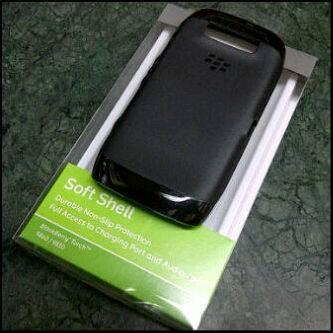 Foto Produk Original Softshell Blackberry Monza 9850 9860 Black dari Licia Cellular