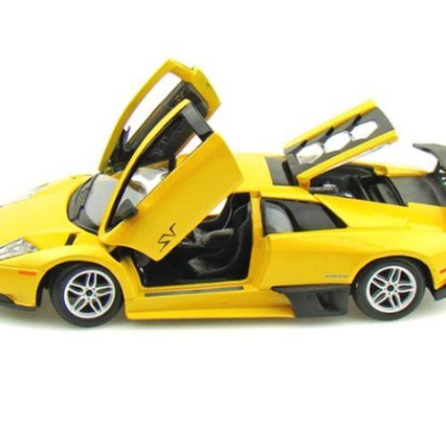 Foto Produk Lamborghini Murcielago Lp670-SV (Bburago) dari Tunggal Jaya Toys