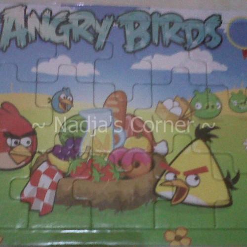 Foto Produk Puzzle angry bird - picnic basket dari Nadja's Corner