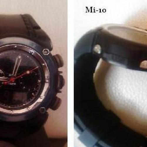 Foto Produk WATCHPHONE MI10 ( Jam Handphone  ) dari MurahMeriahTech