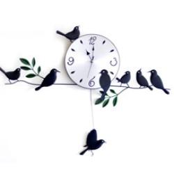 Foto Produk  Little Bird Clock dari SUPER UNIK