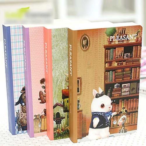 Foto Produk Korean Retro Book Pleasant dari GERAI UNIK