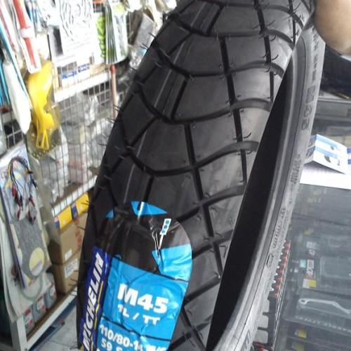 Foto Produk Michelin M45 110/80 - 14 TUBELESS dari Unique Corporation