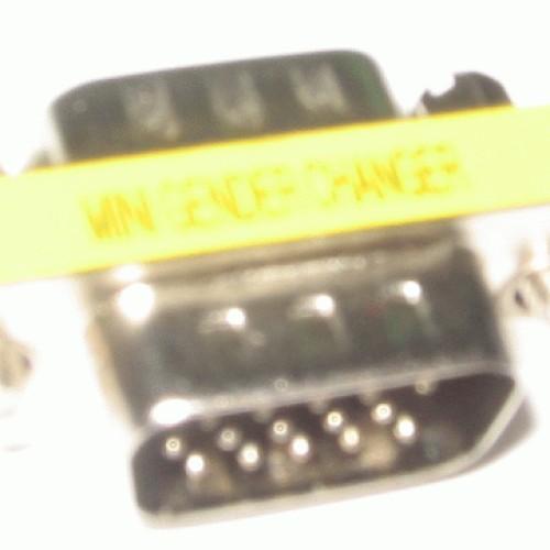 Foto Produk Converter VGA (Male) to VGA (Male) dari Acckomputer