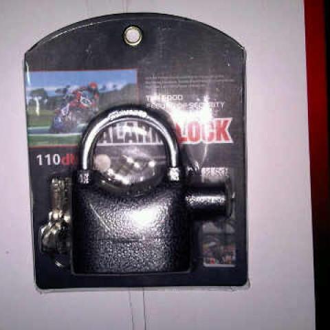 Foto Produk GEMBOK ALARM 60mm dari Harmony Shop