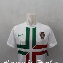 Foto Produk Jersey Portugal Away Euro 2012 dari Sepak Bola Mania