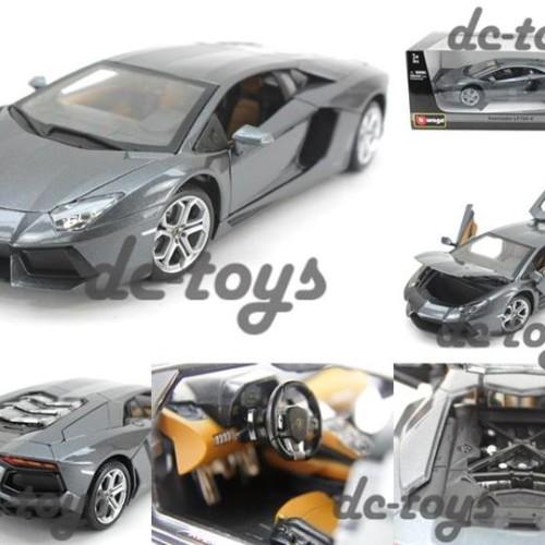 Foto Produk 2012 Lamborghini Aventador LP700-4 dari Tunggal Jaya Toys
