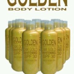 Foto Produk Lotion Golden dari KECANTIKAN
