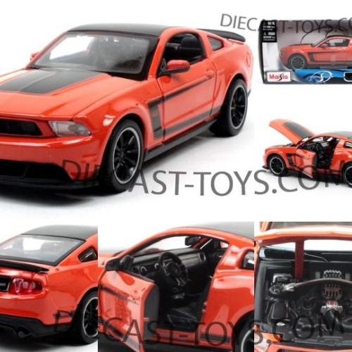 Foto Produk Ford Mustang Boss 302 dari Tunggal Jaya Toys