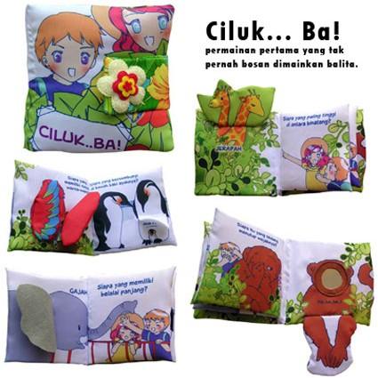 Foto Produk Buku Bantal: Ciluk Baa dari Salma Online Shop