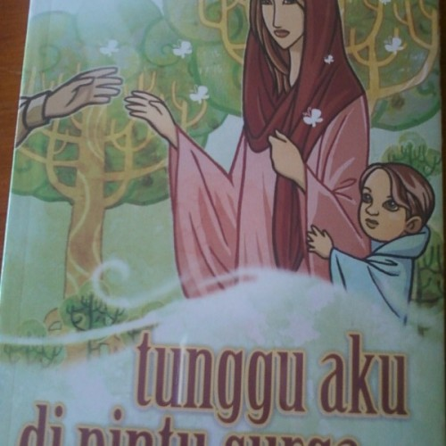 Foto Produk Tunggu Aku di Pintu Surga dari Rosyid Book Store