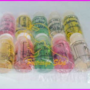 Foto Produk Paket Essential Oil 4,5ml Isi 10 Botol dari Poetriayu Shop