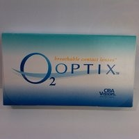 Foto Produk Softlens Disposable O2 Optix By Ciba Vision dari TLS Optical Center